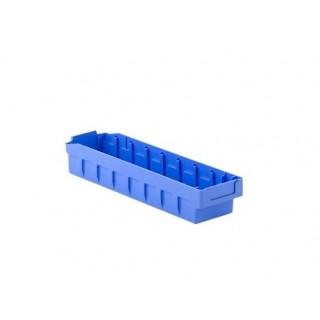 Reolkasse RK 400 S, PE, blå