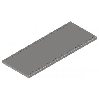 R3000 - Hylle ZB galvanisert